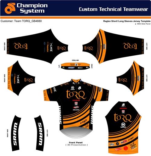 1d48857c7 Champion System Custom Clothing - TORQ Ltd