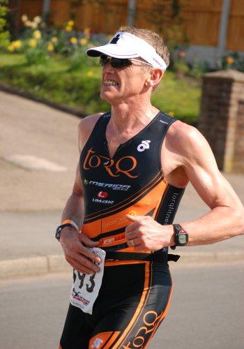 Chirk triathlon run