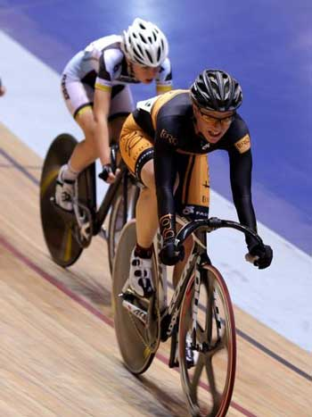 National Championships 2014 Scratch Race