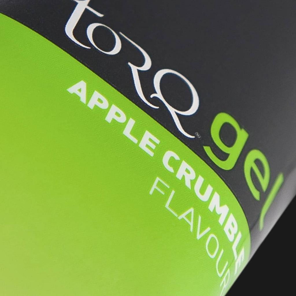 TORQ Apple Crumble Energy Gel