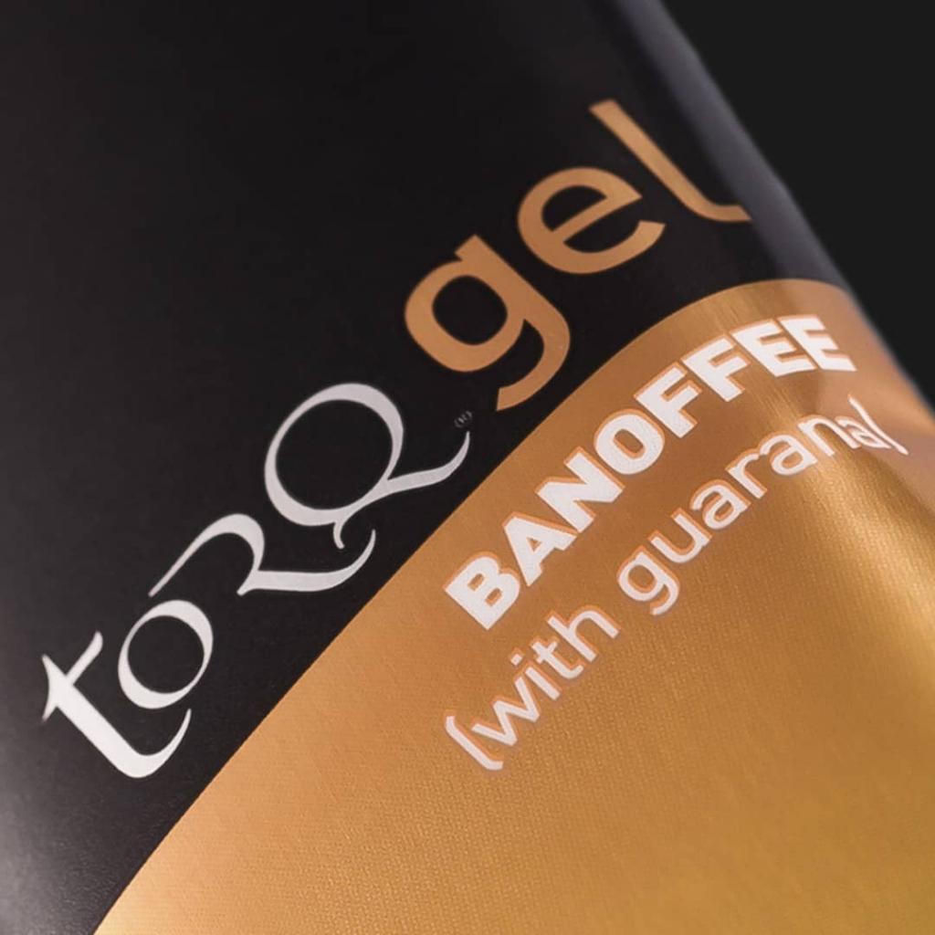 TORQ Banoffee Energy Gel