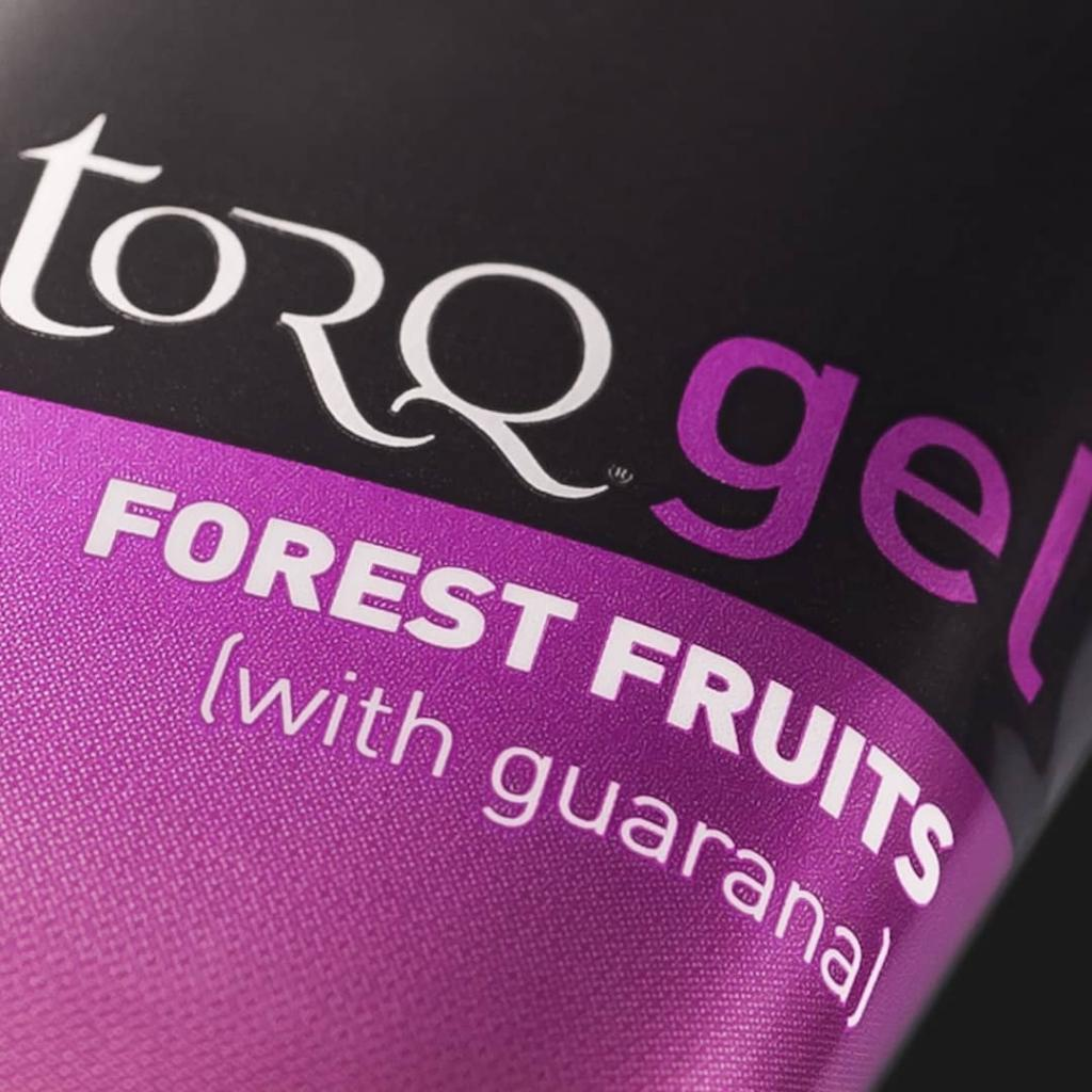 TORQ Forest Fruits Energy Gel