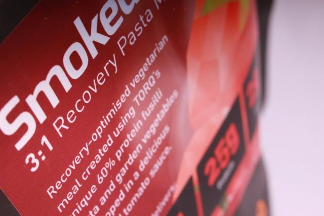 Smoked Tomato 3:1 Label