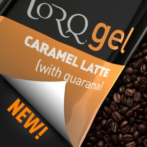 TORQ Caramel Latte Energy Gel