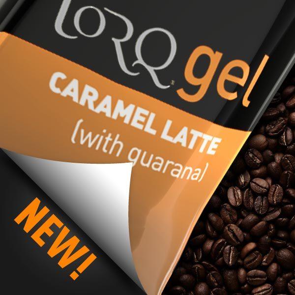 TORQ Caramel Latte Energy Gel