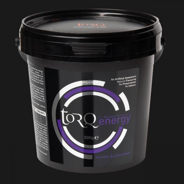 TORQ Blackcurrant Energy Drink 500g