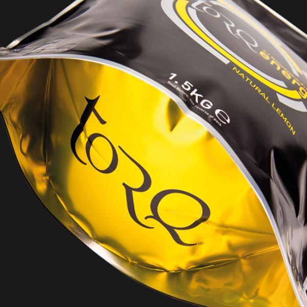 TORQ Lemon Energy Drink 1.5Kg
