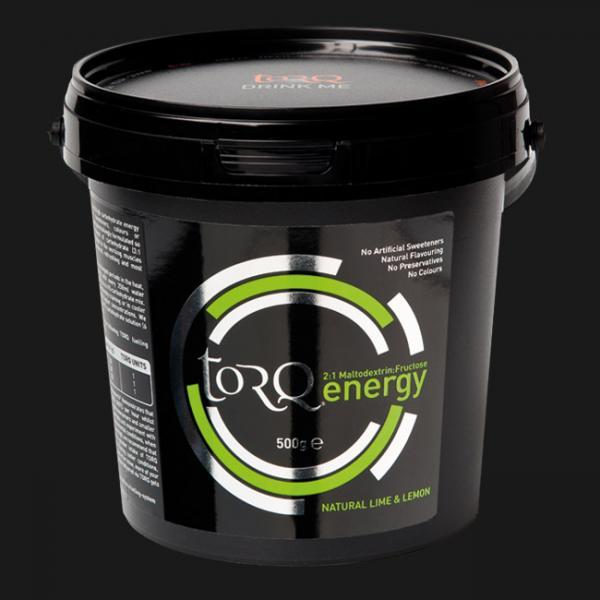 TORQ Lime and Lemon Energy Drink 500g