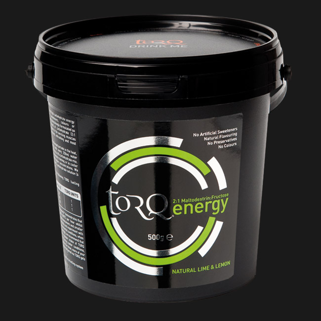 TORQ Lime and Lemon Energy Drink 500g