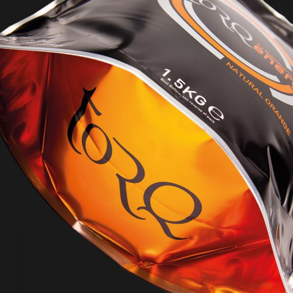 TORQ Orange Energy Drink 1.5Kg