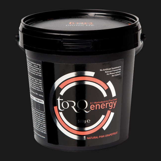 TORQ Pink Grapefruit Flavour Energy Drink 500g