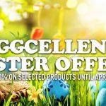 Eggcellent Easter Offers